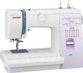 Электромеханическая швейная машина Janome 415