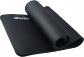 Коврик Starfit FM-301 NBR (15 мм, черный)