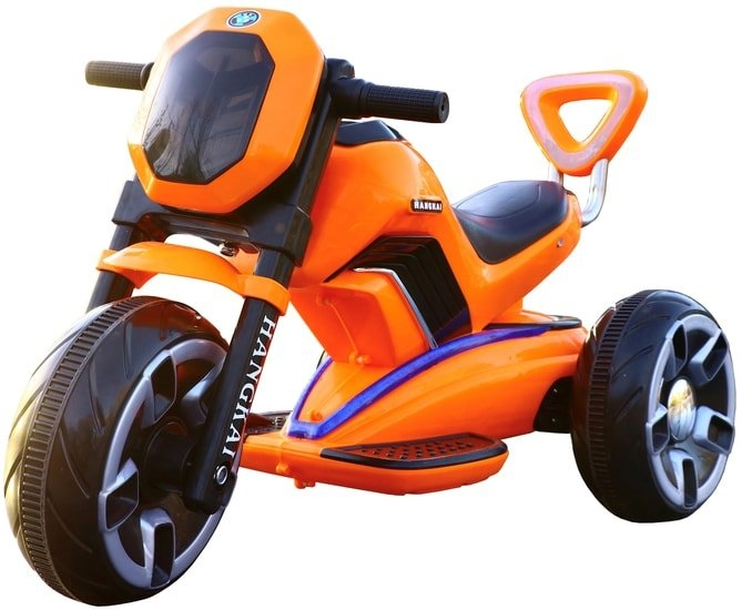 Электротрицикл Miru TR-HK710 (оранжевый)