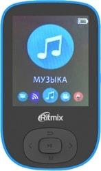 Плеер MP3 Ritmix RF-5100BT 8GB (черный/синий)