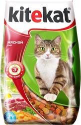 Сухой корм для кошек Kitekat Мясной пир 15 кг