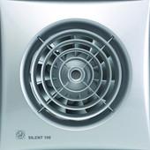 Вытяжной вентилятор Soler&Palau Silent-100 CRZ Silver [5210416300]