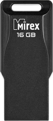 USB Flash Mirex Mario 16GB (черный)