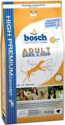 Сухой корм для собак Bosch Adult Lamb & Rice 15 кг