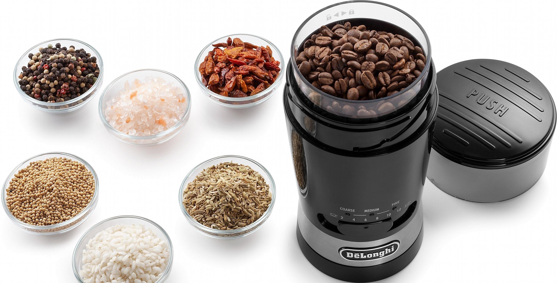 Кофемолка DeLonghi KG 210 - Красота и здоровье