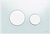 Панель смыва Tece Loop 9240650 (белый)