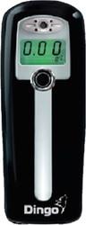 Алкотестер Динго А-022 (черный)