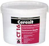 Акриловая грунтовка Ceresit CT 16 10 л