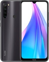 Смартфон Xiaomi Redmi Note 8T 4GB/64GB международная версия (черный)