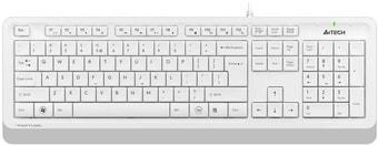Клавиатура A4Tech Fstyler FK10 (белый/серый)