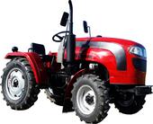 Мини-трактор Rossel XT-244D