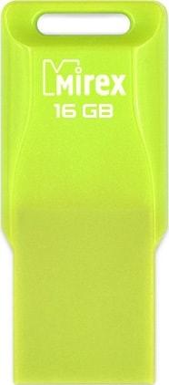USB Flash Mirex Mario 16GB (зеленый)