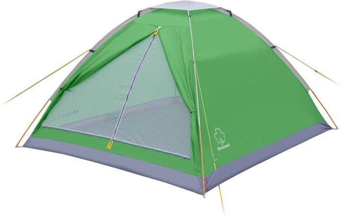 Треккинговая палатка Greenell Моби 3 V2 [95963]