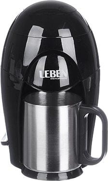 Капельная кофеварка Leben 286-033