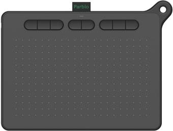Графический планшет Parblo Ninos M (черный)