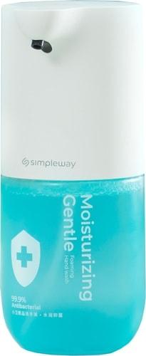Дозатор для жидкого мыла Simpleway ZDXSJ02XW (синий)