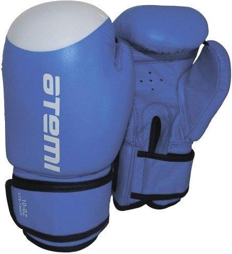 Перчатки для единоборств Atemi LTB-19009 Blue