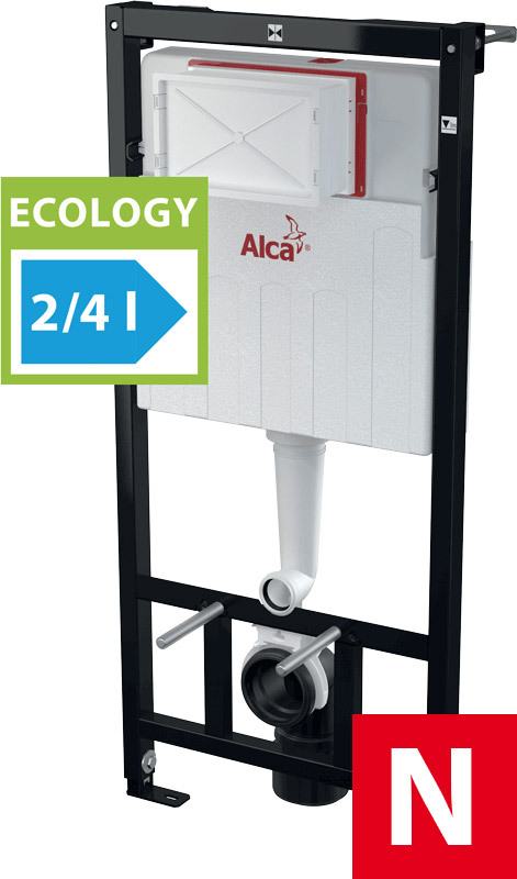 Инсталляция для унитаза Alcaplast AM101/1120E