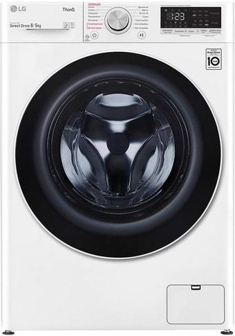 Стирально-сушильная машина LG F4V5TG0W