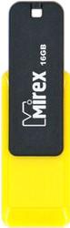 USB Flash Mirex Color Blade City 8GB (желтый) [13600-FMUCYL08]