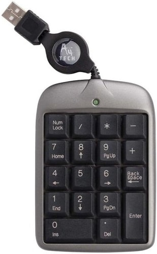 Клавиатура A4Tech Evo Numeric Pad