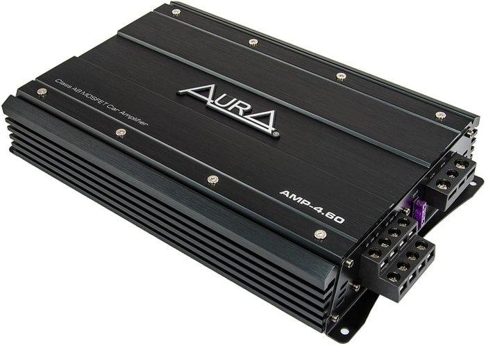 Автомобильный усилитель Aura AMP-4.60