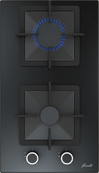 Варочная панель Fornelli PGT 30 Calore (черный)