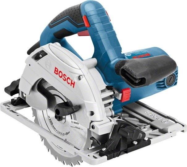 Дисковая (циркулярная) пила Bosch GKS 55+ GCE Professional [0601682100]