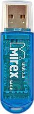 USB Flash Mirex ELF BLUE 64GB (13600-FM3BEF64)
