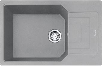 Кухонная мойка Franke UBG 611-78L (серый)