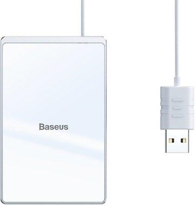 Автомобильное зарядное Baseus WX01B-S2