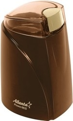 Электрическая кофемолка Кофемолка Atlanta ATH-278 (коричневый)