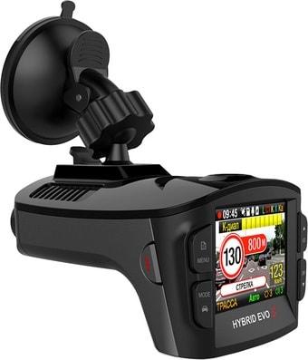 Автомобильный видеорегистратор SilverStone F1 Hybrid EVO S