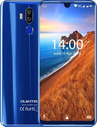 Смартфон Oukitel K9 (синий)