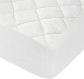 Защитный наматрасник Наматрасник Vegas Cotton S1 160×200 (белый)