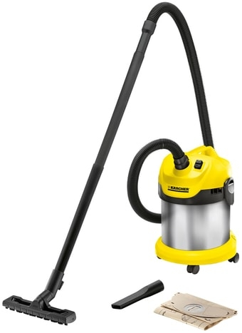Пылесос Karcher WD 2 Premium Basic 1.629-780.0