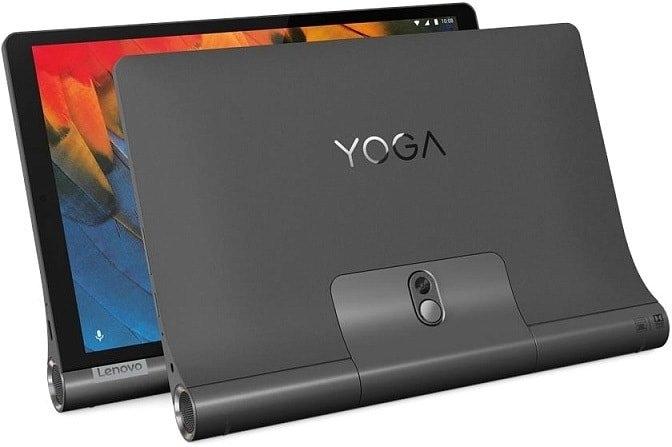 Планшет Lenovo Yoga Tab YT-X705L 64GB LTE ZA530006UA (темно-серый)