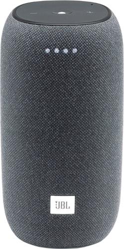Умная колонка JBL Link Portable Yandex (серый)
