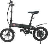 Электровелосипед DYU A1F (черный, 2019)