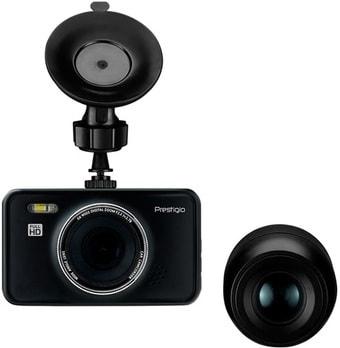 Автомобильный видеорегистратор Prestigio RoadRunner 420DL