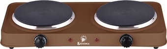 Настольная плита Василиса ВА-903 (коричневый)