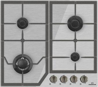 Варочная панель Rodmans BHG 6401 TD IX