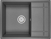 Кухонная мойка Granula 6501 (графит)