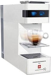 Капсульная кофеварка ILLY Francis Francis Y3 (белый)