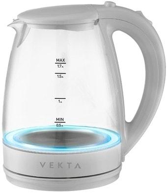 Электрочайник Vekta KMG-1706 W