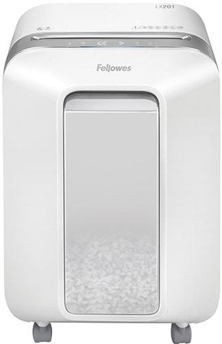 Шредер Fellowes Powershred LX201 (белый)