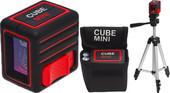 Лазерный нивелир ADA Instruments CUBE MINI Professional Edition (А00462)