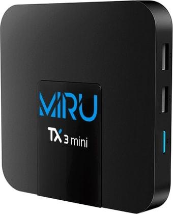 Смарт-приставка Miru TX3 Mini 2ГБ/16ГБ