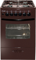 Кухонная плита Лысьва ЭГ 401 МС-2 (коричневый)