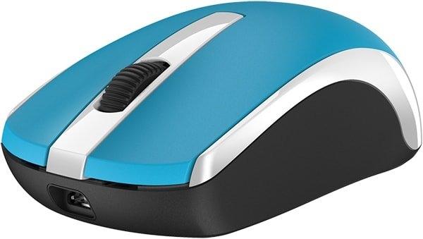 Мышь Genius ECO-8100 (голубой)